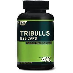 Optimum Nutritions Tribulus 625 innehåller den finaste Tribulus Terrestris som går att få tag på. Tribulus 625 innehåller Furastanol Saponins, Sterols, Flavonoids och andra sammansättningar som denna växt naturligt innehåller.
