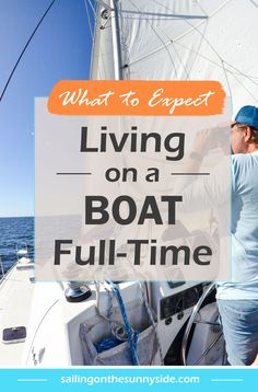 Before moving onboard full-time, there were a lot of things I thought I knew about living on a boat. Despite my research, I was only scratching the surface of what it's like living this lifestyle. From the weather's impacts to route planning and provisioning - traveling on the water is different. After two years of living on a boat full-time, here are ten things I wish I had known before moving aboard. #boatlife #sailboatlife #livingonaboat