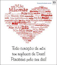 Datas Comemorativas - Frases dia das mães