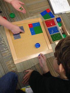 Upper Elementary (4-6th grade) Math