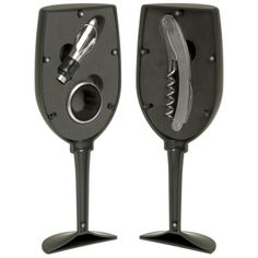 Wine Bottle Kit 3PC (Black), R189, from Mantality (South Africa) No more hunting in messy kitchen drawers for that elusive corkscrew or trying to cut the foil off a wine bottle with a blunt knife. With this kit you have everything you need to open the bottle and start serving wine readily available in a single, stylish container.