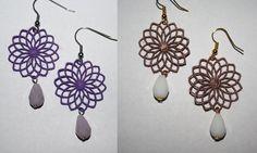 Earrings, Jewelry, Fashion, Beads, Schmuck, Ideas, Ear Rings, Moda, Stud Earrings