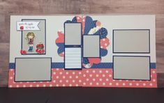 Snips, Snaps, and Scraps: June Stamp of the Month Blog Hop - A Bushel and a Peck