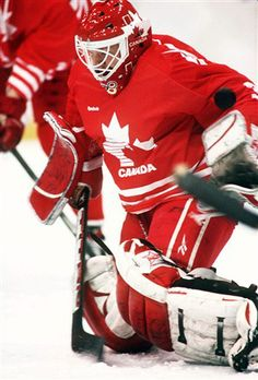 Manny Legace, 1994 Winter Olympics in Lillehammer