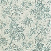 Sanderson - Traditional to contemporary, high quality designer fabrics and wallpapers | Products | British/UK Fabric and Wallpapers | Jacobean Toile (DEGTJT106) | Toile Wallpapers