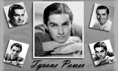 Tyrone Power Jr. Photo | Nombre real Tyrone Edmund Power Jr.