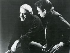 1970 Rod McKuen and Johnny Cash in The Johnny Cash Show 01