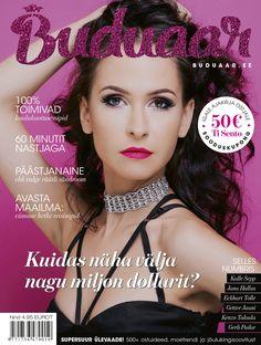 November 2016 Cover Star Nastja