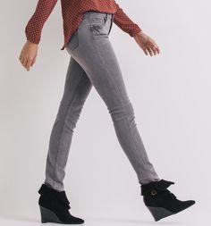 Jean slim Femme