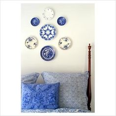 blue and white. reminds me of Greece.... Reference