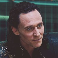 (gif) Thomas William Hiddleston, you will cease that... that... lip-licking activity right this instant! *bursts into flames*