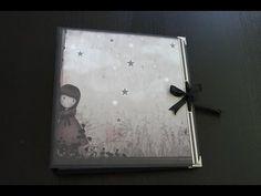 En este video os enseñamos uno de nuestras obras maestras. Un álbum encargado especialmente como regalo de cumpleaños para alguien muy especial. Realizado a mano y con mucho cariño. http://www.bellalunacrafts.com/album-gorjuss/