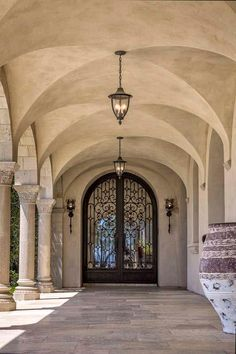 Romanesque Villa at The Strand, Dana Point, California