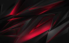 This HD wallpaper is about Abstract Polygonal Red Glare Dark Background, backgrounds, no people, Original wallpaper dimensions is file size is Red And Black Wallpaper, Red And Black Background, Colorful Wallpaper, 8k Wallpaper, Abstract Iphone Wallpaper, Hd Cool Wallpapers, Gaming Wallpapers, Iphone Wallpapers, Dark Backgrounds