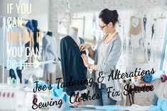 Benefits of Clothing Alterations - Joe's Organic Cleaners