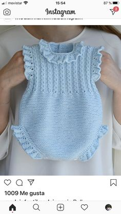 Baby Boy Knitting Patterns, Baby Patterns, Lace Knitting Stitches, Knitted Baby Clothes, Crochet Baby Outfits, Baby Cardigan, Baby Sweaters, Baby Dress, Knitwear