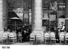 Palais Royal, Paris, France