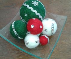 Christmas Table Centrepiece Decoration (B) £8.00