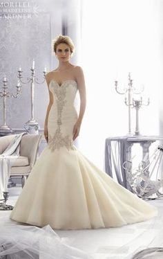 This is it. I want it. NOW!!! Mori Lee 2682 by Bridal by Mori Lee