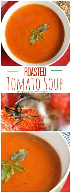 Slow Roasted Tomato