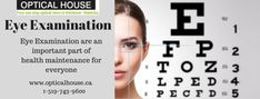 If you are looking trusted #Eye_examination in #kitchener & #waterloo. #Eye #examination are an important part of health maintenance for eveyone. Please call: 1-519-743-9600 For more details visit our website: http://www.opticalhouse.ca/eye-exam-kitchener-waterloo.html #kitchener #waterloo