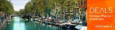 Deals on Amsterdam city breaks