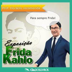"""Esse ano o Brasil vai receber pela primeira vez uma exposição inteira dedica a Frida Kahlo.  A previsão é de que """"Frida Kahlo- suas fotografias"""" entre em cartaz dia 17 de julho no Museu Oscar Niemeyer, localizado em Curitiba (PR). O museu será o único a expor a mostra que conta com a curadoria de Pablo Ortiz.  Confira: http://s55.me/Qug-XS8"""