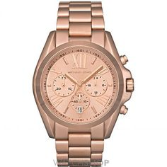 Ladies' Michael Kors Bradshaw Chronograph Watch