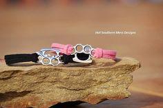 brass knuckle bracelet :)