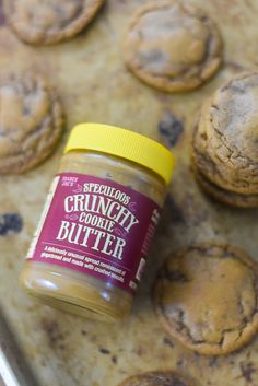 When life gives you cookie butter, make cookie butter cookies.then add ice cream. Easy recipe by Dash of Jazz Ice Cream Cookie Sandwich, Ice Cream Cookies, Spice Cookies, Sandwich Cookies, Cookie Recipes, Dessert Recipes, Drink Recipes, Cinnamon Ice Cream, Lemon Blueberry Muffins