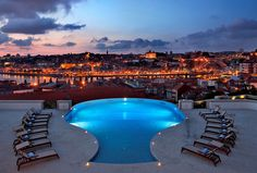 The Yeatman. Hotel and restaurant in town. Portugal,Vila Nova de Gaia Outside the facility number 1 Hotels In Portugal, Porto Portugal, Beautiful Pools, Beautiful Places, Beautiful Scenery, Great Places, Places To Go, Amazing Places, Wine Tasting