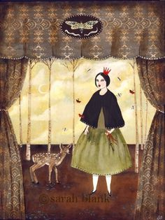 Moth Theatre by Sarah Blank. Love her work.
