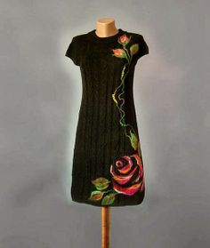 ilus kootud kleit