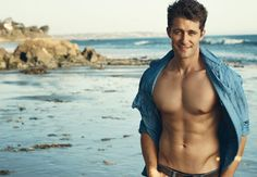 7/19: Matthew Morrison fills me with Glee....Hot for Teacher Matthew Morrison: Cover Stars : Details