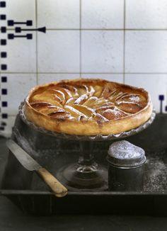 Maman Blanc Recipe Apple Tart (Raymond Blanc)