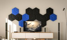 Wave Panels | elgato.com Acoustic Panels, Framing Materials, Starters, Your Space, Waves, Filters, Ocean Waves, Beach Waves, Wave