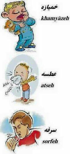 Some Farsi words