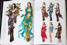 Check out my review for d'artiste Fashion Design and the list of art books I've reviewed.     mg