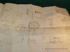 Libros antiguos. foto 7 MANUAL DEL RELOJERO estalcon@gmail.com