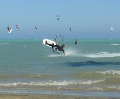 Hamata - the paradise for kitesurfers & divers :)