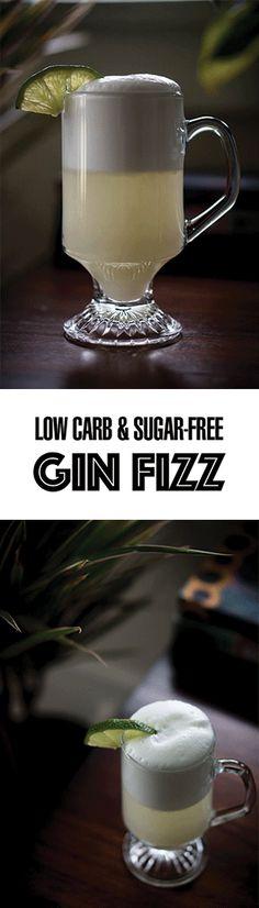 153 Best Low Carb Cocktails images Low calorie recipes, Low carb