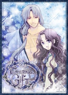 MYth: Eternal Gift Cover Art by *zeldacw