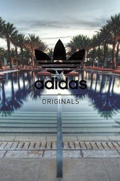 Imagen de adidas, original, and pool
