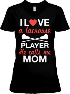 Love your lacrosse player son!