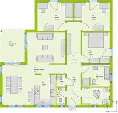 Aufteilung von Küche Essbereich und Wohnzimmer! :)