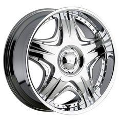 Akuza Sting Wheels - AKA 503
