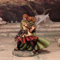 CMON Zombicide Black Plague character miniatures painted