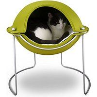 Cheap Hepper Cat Pod Bed - A Modern Design Pet Bed for Cats. Reversible and…