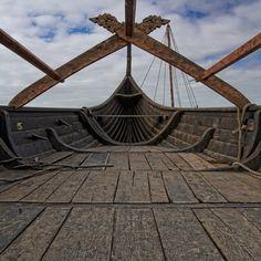 viking ship by Udo Dittmann on 500px..........   ................................♥...Nims...♥
