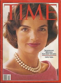 Time Magazine Jacqueline Kennedy Onassis 1929 1994 May 30 1994   eBay